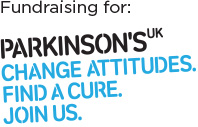 Fundraising for Parkinson's UK