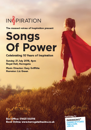 Songs Of Power with Inspiration Leeds