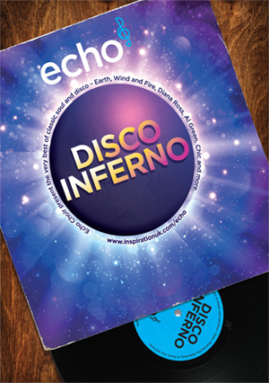 Echo, Disco Inferno