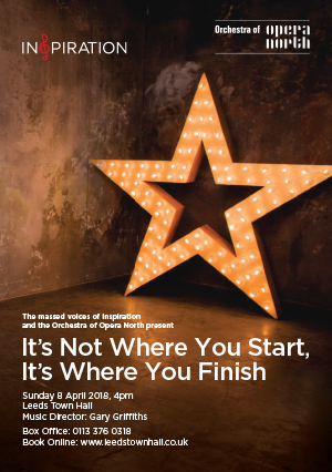 Inspiration Leeds: It's Not Where You Start, It's Where You Finish
