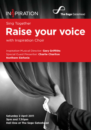 Inspiration 'Raise Your Voice'