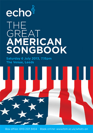 Echo Leeds presents 'The Great American Songbook'