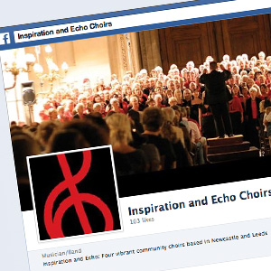 Inspiration and Echo Facebook Page